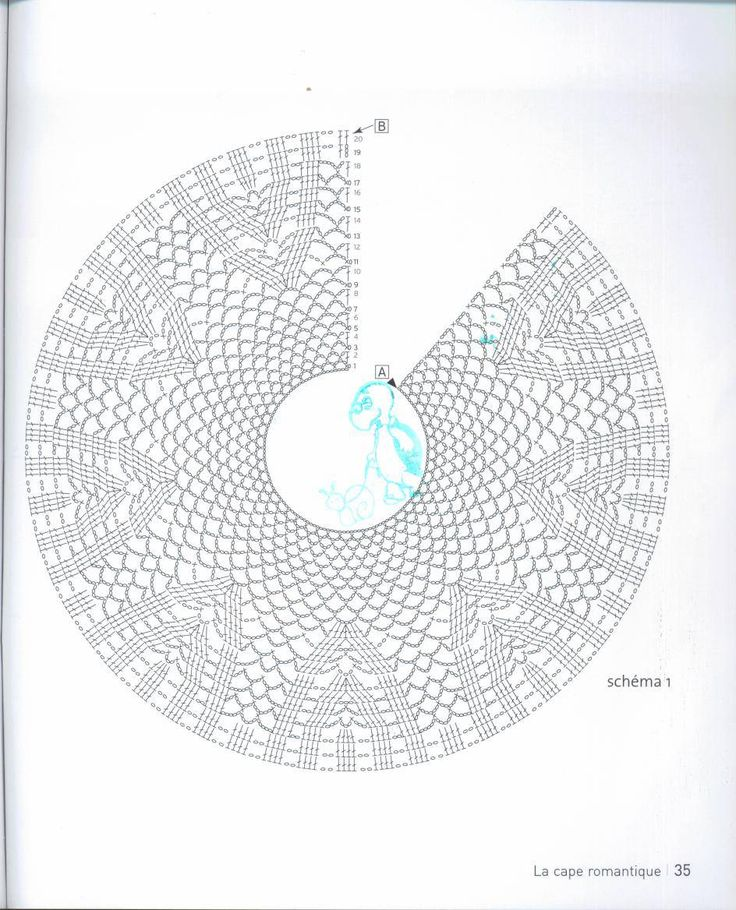 Maravilhas do Crochê: Xales e Shawl em Crochê