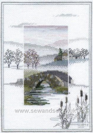 Buy Winter Bridge online at sewandso.co.uk