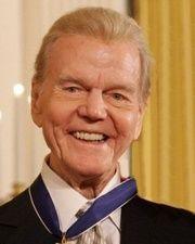 February 28, 2009 Paul Harvey, American radio broadcaster, dies at 90
