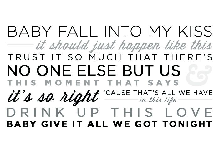 I love everything about this song and the man who sings it. #love #country #music #quotes #georgestrait #kiss