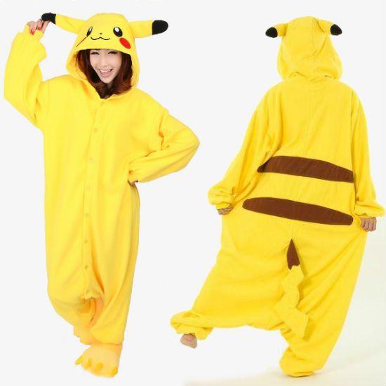 4a3f5c962e41 Pikachu Adult Onesie