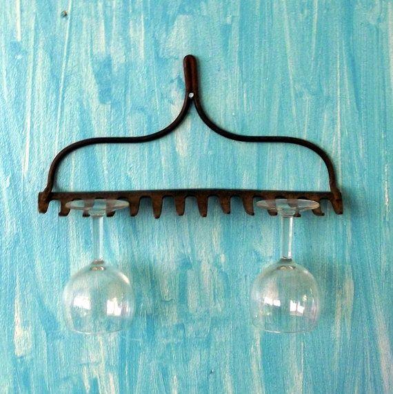 1000+ ideas about Rake Jewelry Holder on Pinterest   Jewelry ...