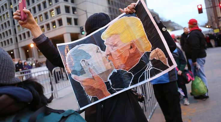 """A Russian newspaper editor explains how Putin made Trump his puppet """"They consider him a stupid, unstrategic politician."""""""