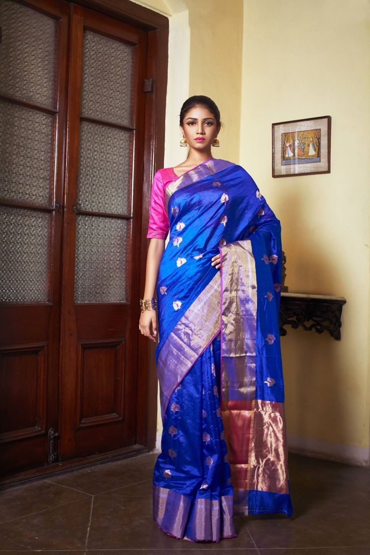 Coloroso saree