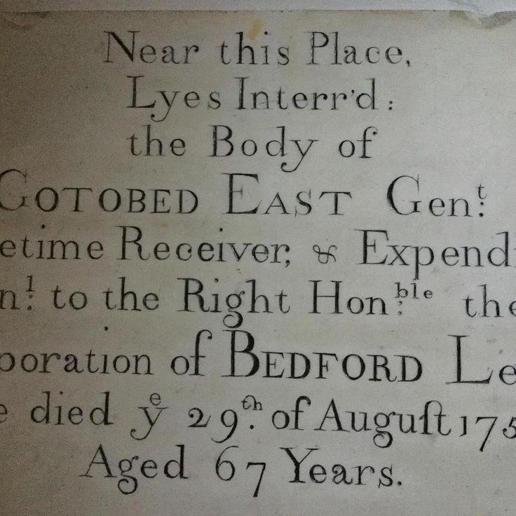 Gotobed has gone to bed! #tombstone #ely   Peter Allen instagram