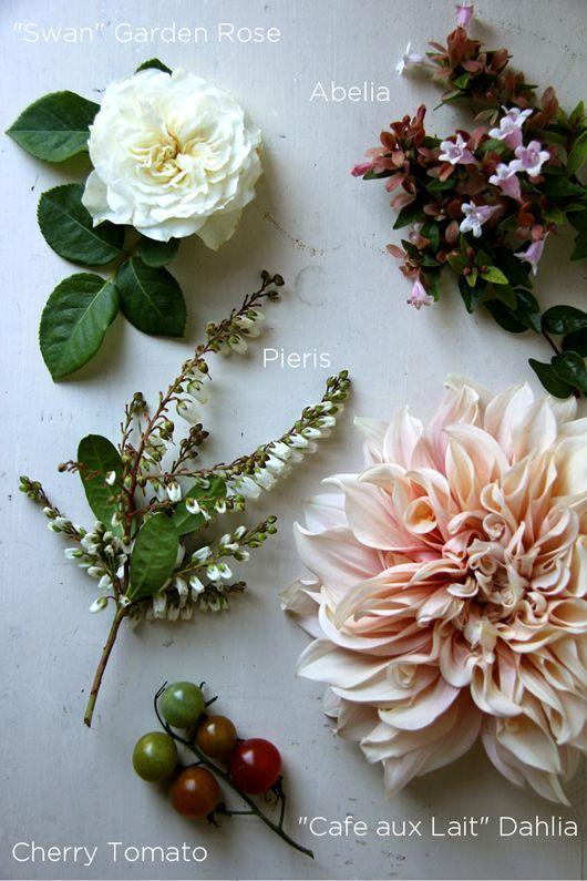 Blooms In Season September Sacramento Street Wedding Ideas