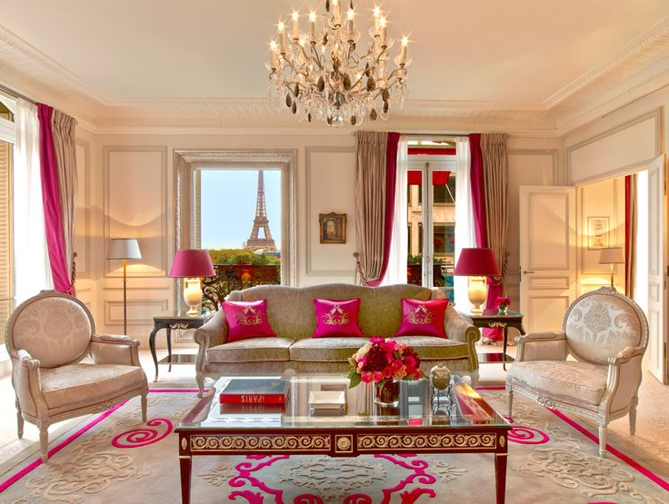 Feeling at home is easy here and has always been throughout the long and significant history of the Plaza Athénée.