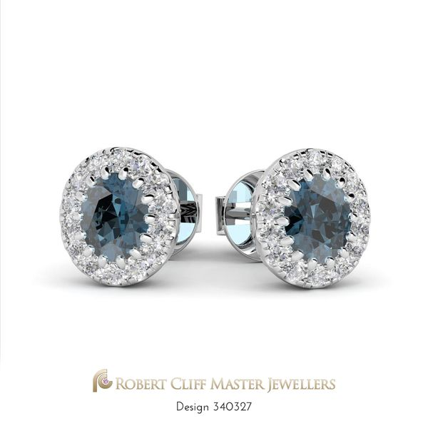 Alluring Aquamarine - exquisite pairing! Spoil the one you love with these stunning #aquamarine stud #earrings surrounded by a halo of brilliant cut #diamonds. Yours now for only $3599 --- #jewellerysale #somethingnew #specialoffer #specialprice #specialorder #specialdelivery #specials #specialgift #special #Gemstone #Gems #bling #stunningjewellery #design #beauty #style #jewellerydesign #bling #luxurybrand #luxurylife #fashionaccessories #jewelleryaddict #instastyle
