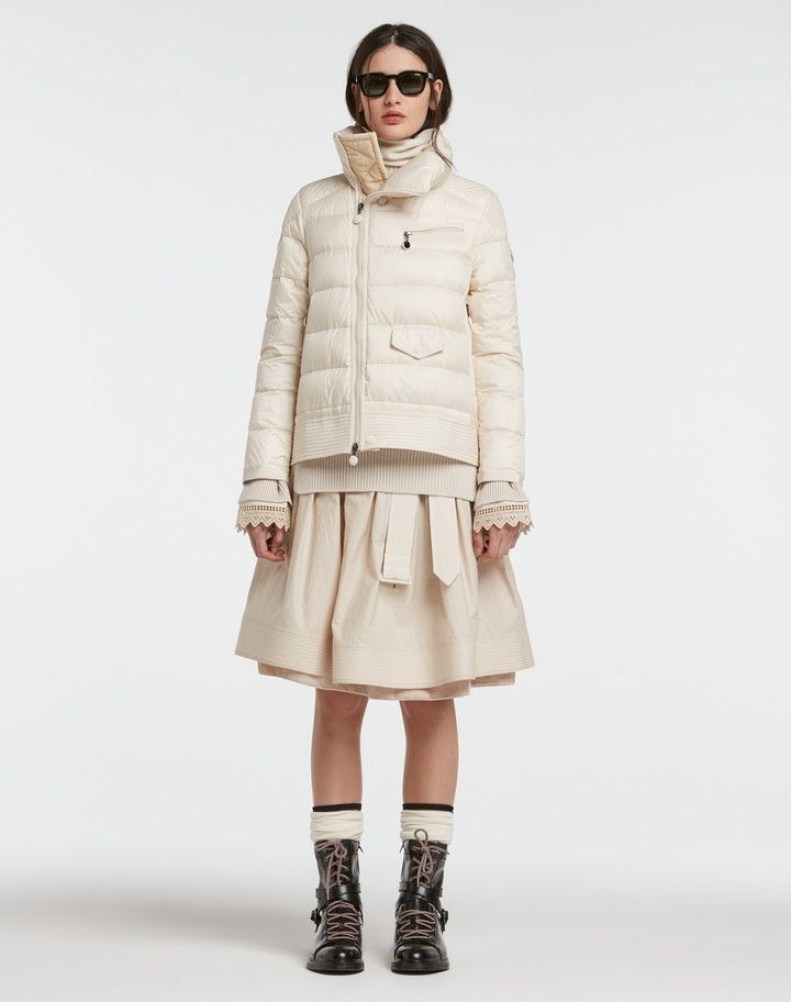 MONCLER MARGARET - Short outerwear - women