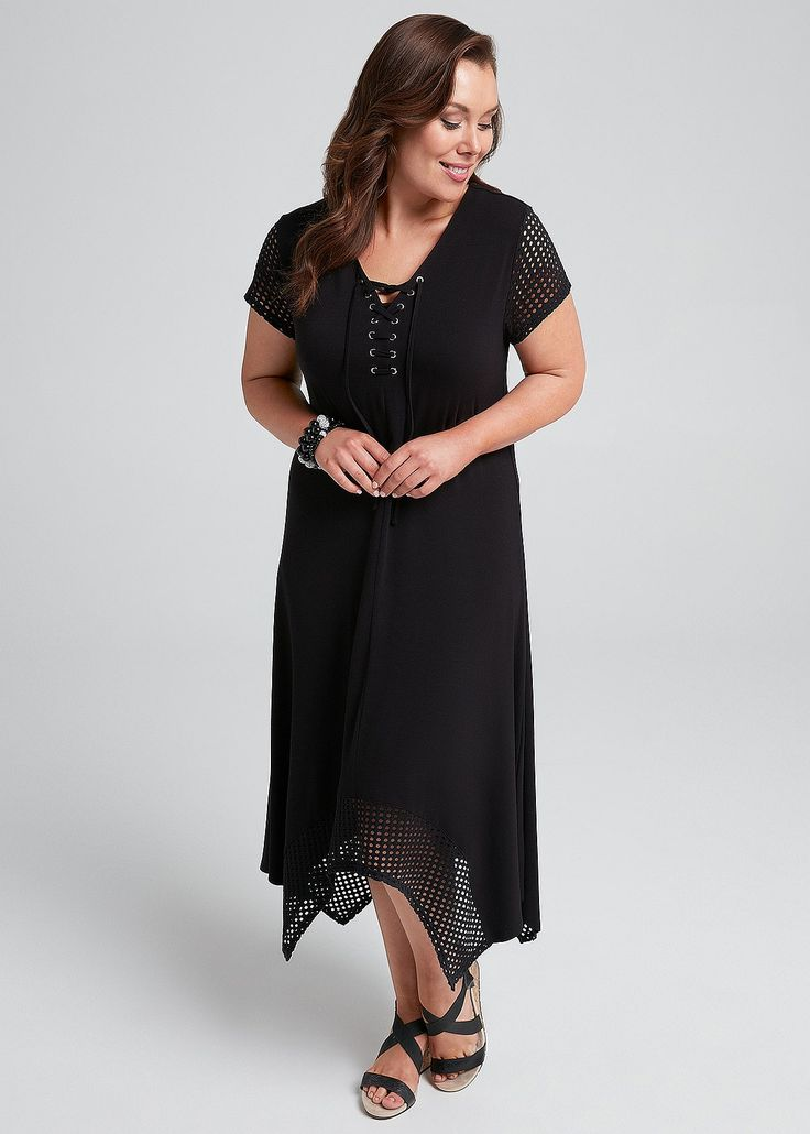 Stanton Dress #takingshape #plussize #curvy #virtuelle