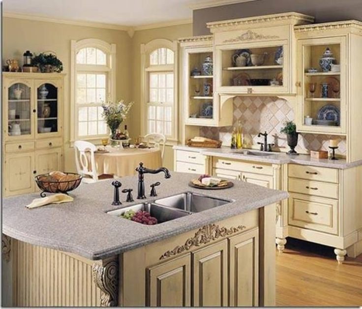 102 Best Victorian/vintage Style Kitchens Images On