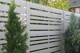 DIY Privacy Fence ~ tutorial ~ for beginners!