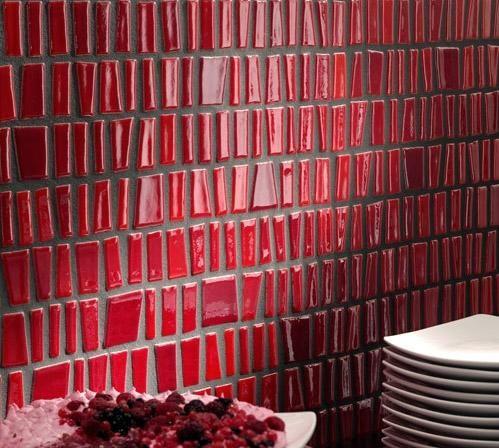 41 mejores im genes sobre bagno en pinterest paredes - Mosaico ceramica bagno ...