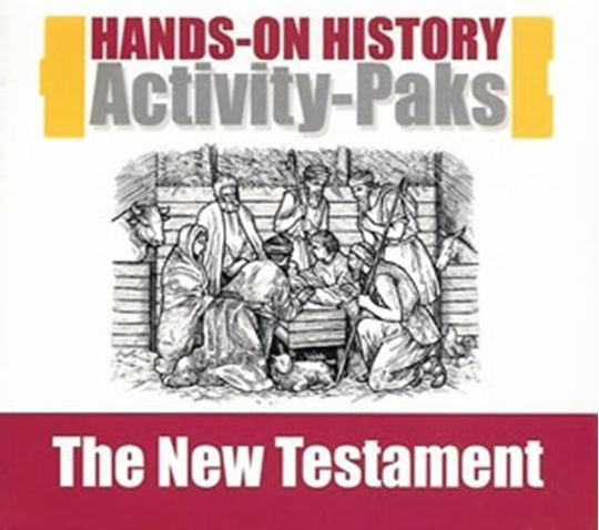 Hands-On History Activity Pak - New Testament CD