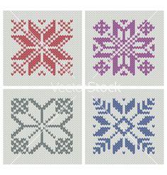 traditional Norwegian knitting designs