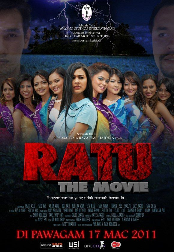 Ratu The Movie (2011)