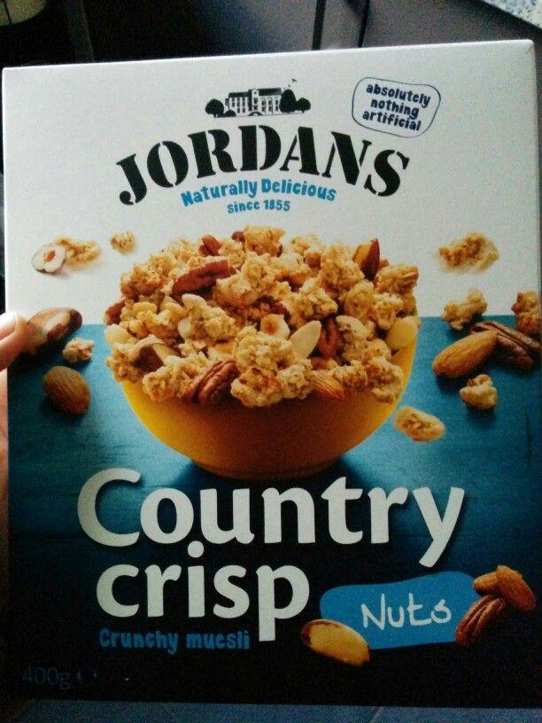 Crunchy muesli jordans country crisp lactosevrij colruyt