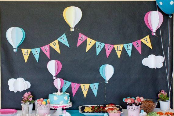 Best 25 balloon banner ideas on pinterest balloon for Balloon banner decoration