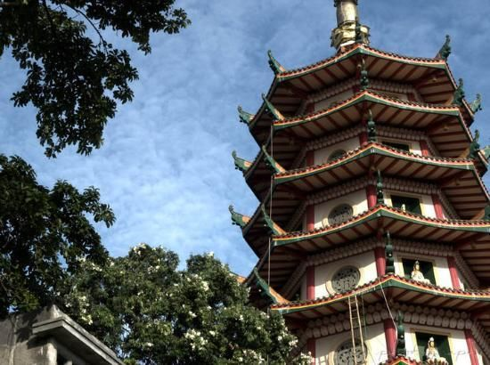 INDONESIA : Chinese Temple in Semarang