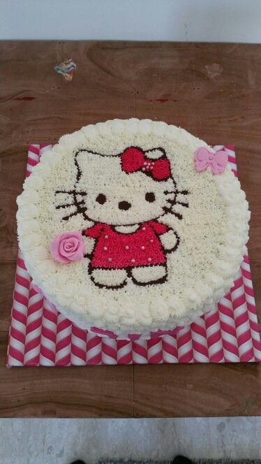 Hello kiti cake