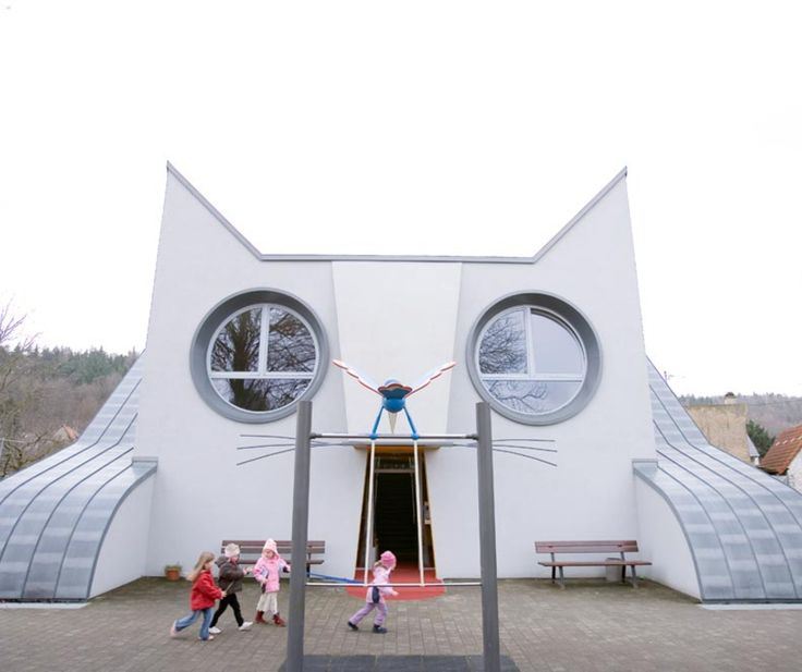 L'école Chat, Allemagne | MilK