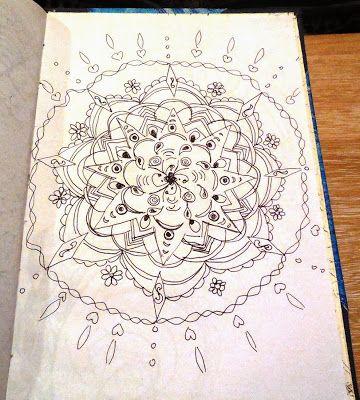 """Scintille tra cielo e terra:  IL quaderno dei disegni """"Scarabocchi"""" e idee    ..."""