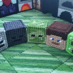Minecraft Mob Heads