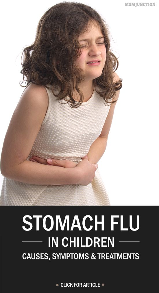 Stomach Flu In Children: Stomach flu usually subsides in around a week to ten days. Your child may feel uneasy and irritable due to a lack of medical attention.you can help your child pass this difficult stage and relieve the symptoms of stomach flu.