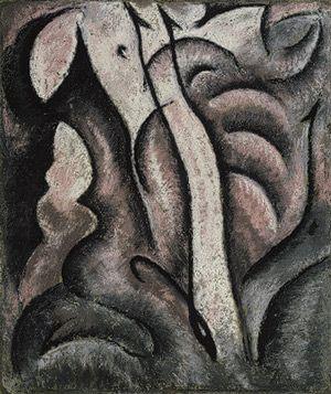 Arthur Dove: Sentimental Music (49.70.77) | Heilbrunn Timeline of Art History | The Metropolitan Museum of Art
