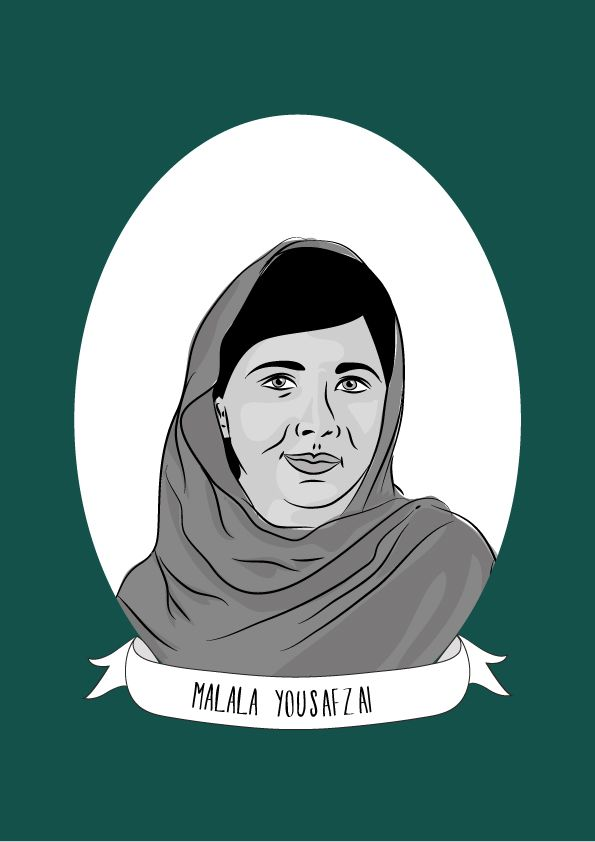 Malala Yousafzai is a Pakistani Children's Activist and Women's Rights Activist. She is the youngest-ever Nobel Prize laureate. Yousafzai became an advocate for the education of girls as a child after the Taliban took control and tried to ban girls...