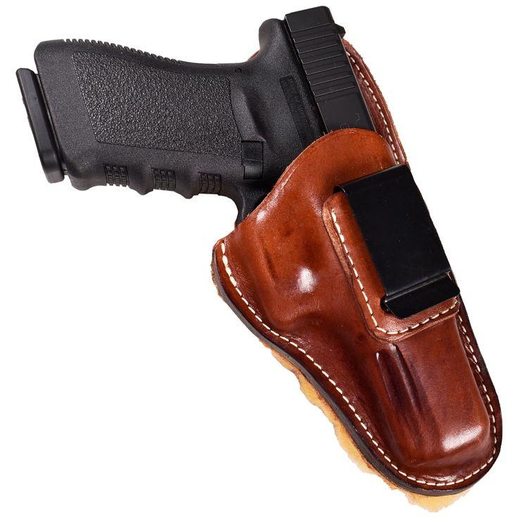 Bluestone Glock 21 Inside the Waistband Holster/ Glock 21 IWB Holster/ Leather Glock 21 IWB Holster