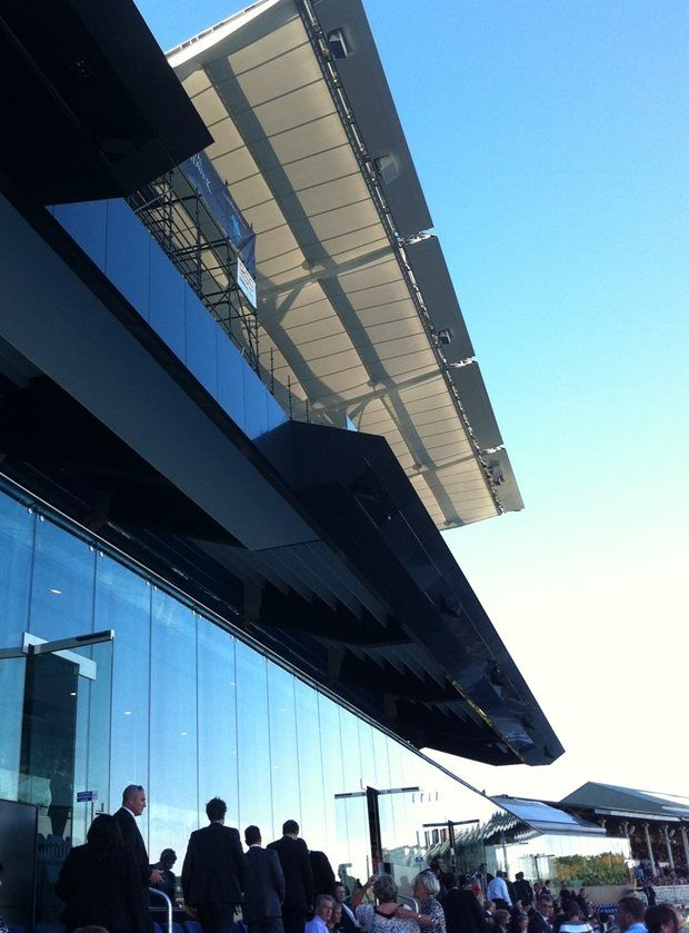 Royal Randwick redevelopment joins Black Caviar in spotlight at the races | Architecture And Design