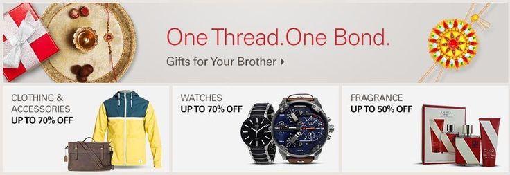 Ebay Raksha Bandhan Onam Sale Offer : Ebay Raksha Bandhan Gifts For Sister - Best Online Offer
