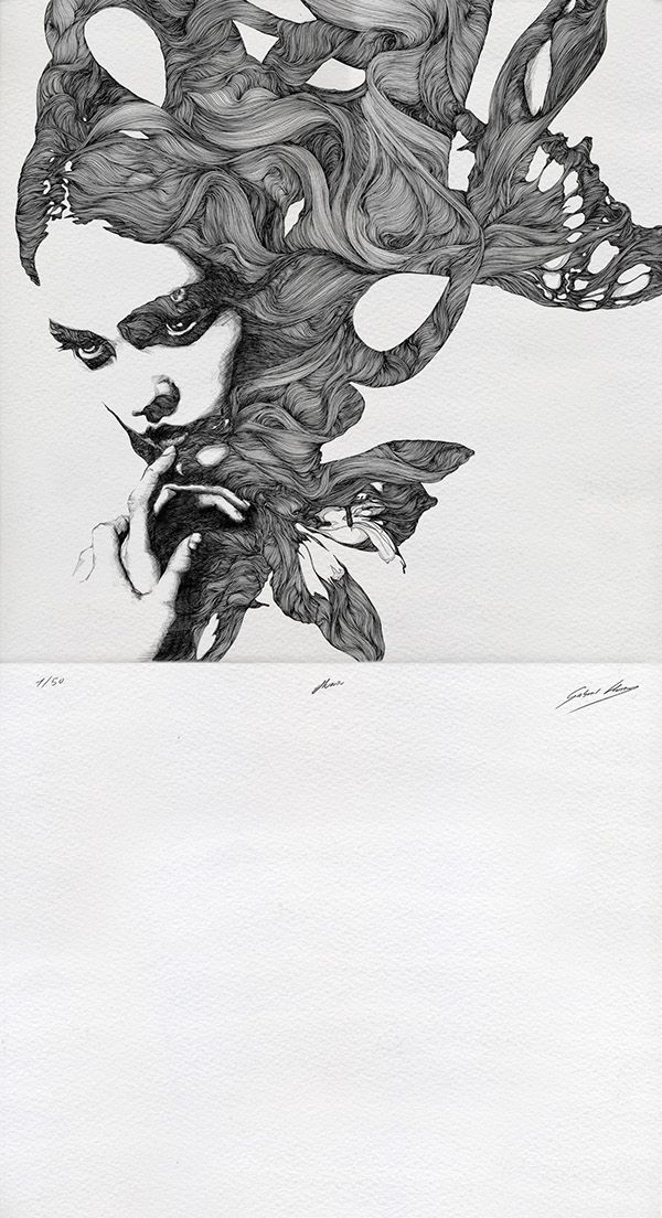 ETCHINGS 1 on Behance