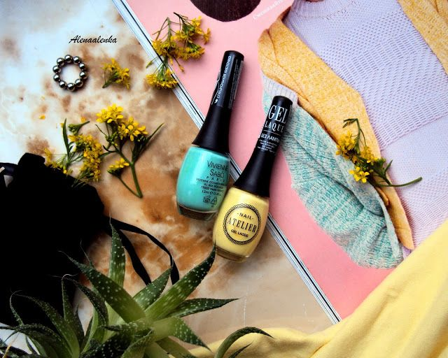 Vivienne Sabo Nail Atelier Gel Laque