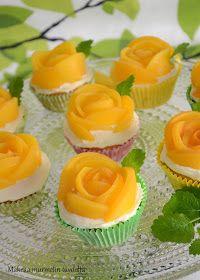 Joskus simppeli idea osoittautuukin vallan toimivaksi! Nämä raikkaat persikkamuffinssit eivät ole vaikeita tehdä, mutta persi...