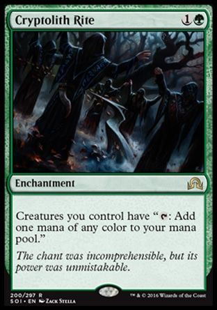 "Cryptolith Rite - ""The chant was incomprehensible, but its power was unmistakable."""