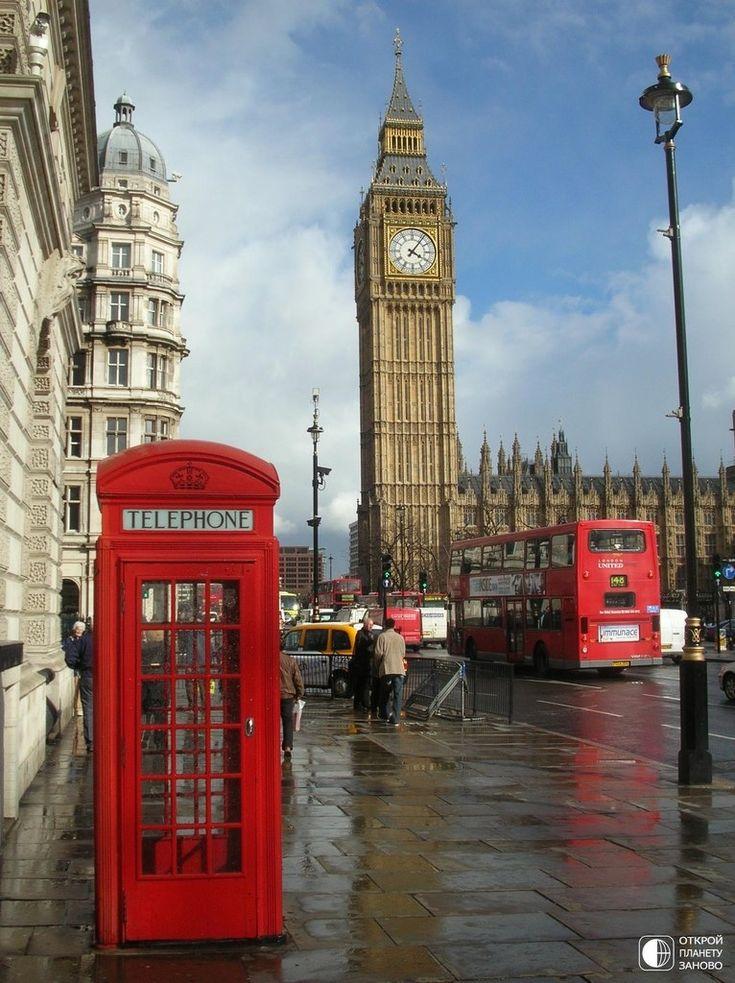 Биг Бен – символ Англии - Путешествуем вместе