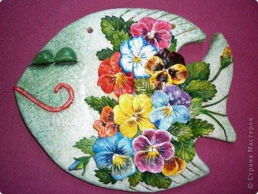 Цветочно-соляныя рыбки