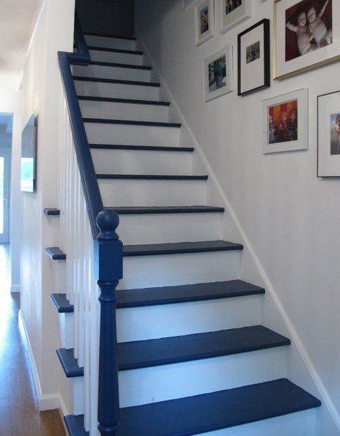 Häufig 23 Treppengeländer Streichen Ideen | stairs in 2019 | Treppe YW56