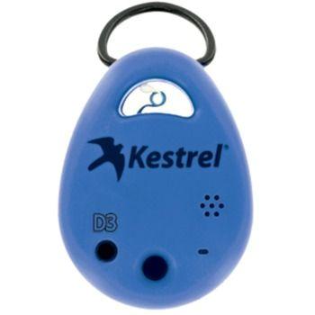 Kestrel DROP D3 Environmental Data Logger - Blue