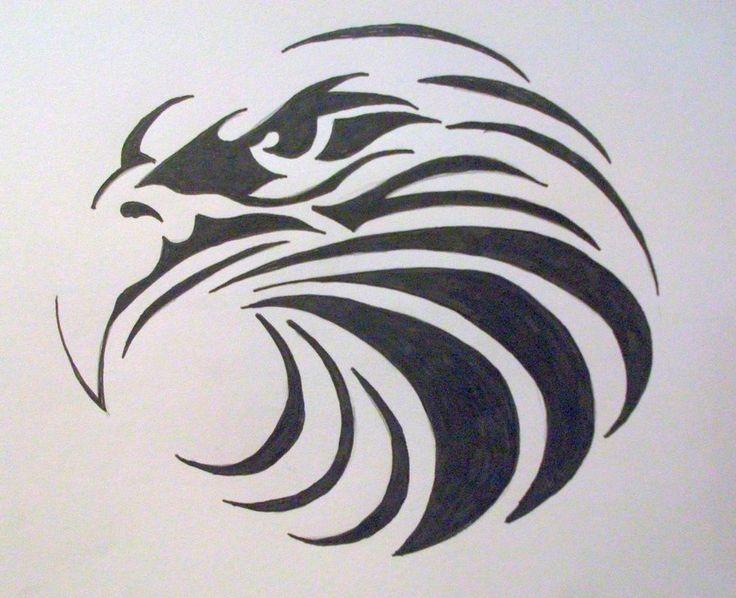 eagle tribal by *ianhogger on deviantART