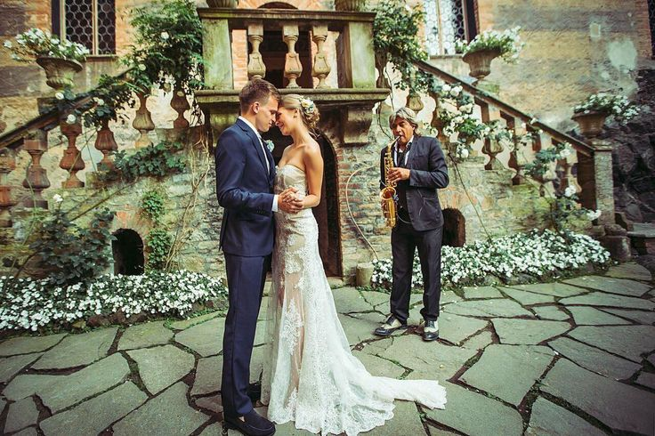 CASTELLO DI GROPPARELLO WONDERFUL WEDDING!