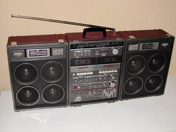 72 Best images about Vintage Ghetto Blaster on Pinterest ...