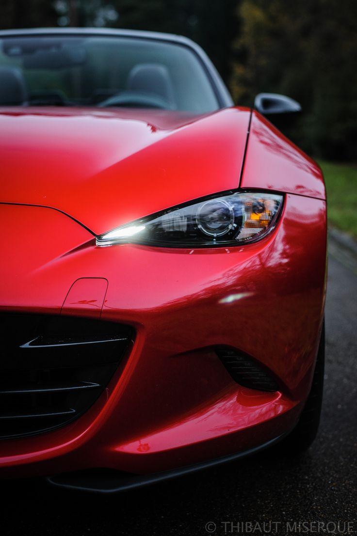 Miata with poppy art car livery isn t just for show autoevolution - Essai Mazda Nd