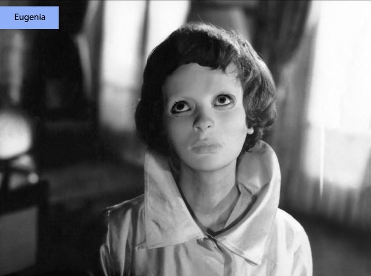 """""""Los ojos sin rostro"""" (Georges Franju, 1960)."""