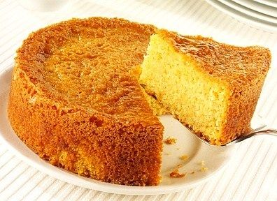 como hacer una torta de naranja