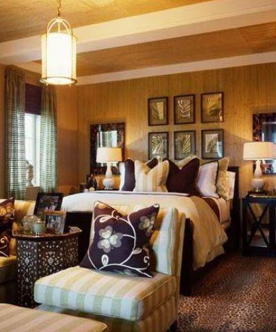 Barclay Butera ~ Miami House Beautiful Bedroom