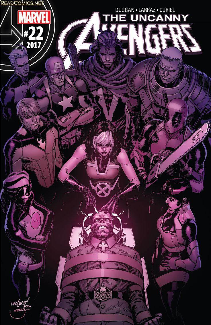 Uncanny Avengers - Volume 3 (2015) 22 Page 1