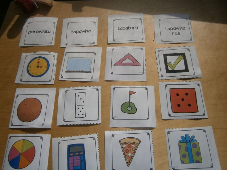 Te Reo Maori shape sorting activity. Students sort objects under the correct heading. 10 different shapes included. 50 pictures!